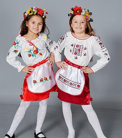Как сделать костюм украинца своими руками